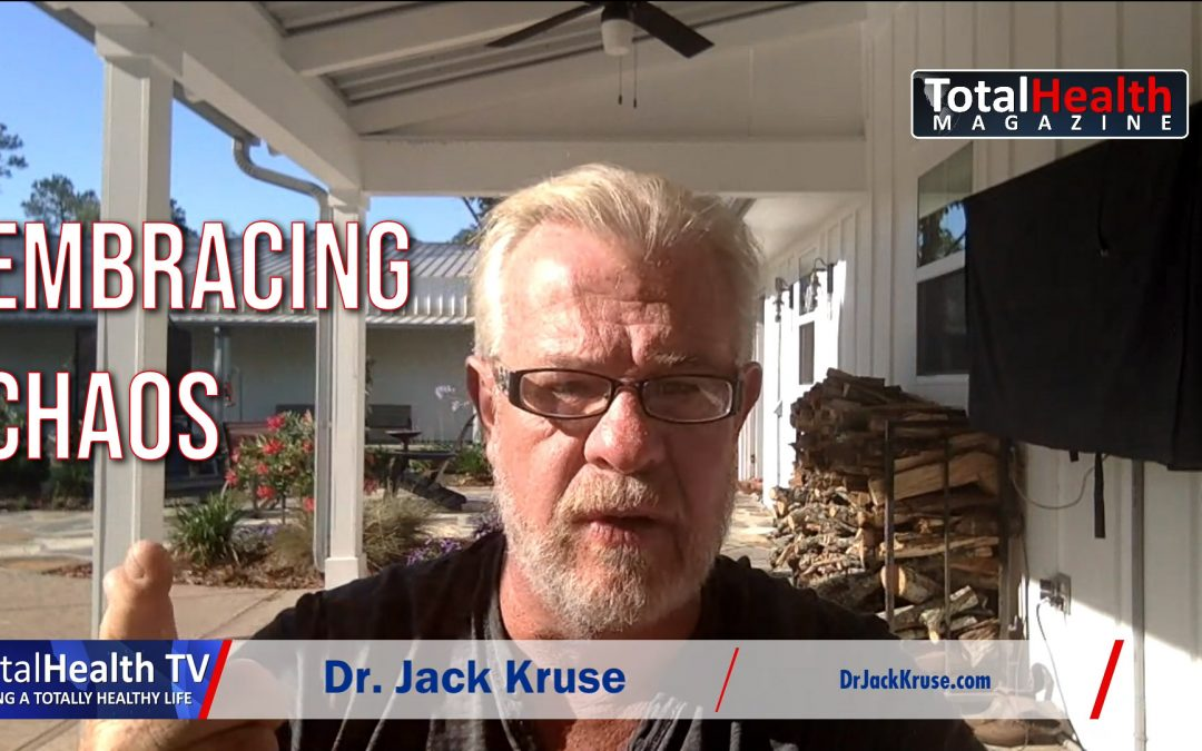 Embracing Chaos with Dr. Jack Kruse