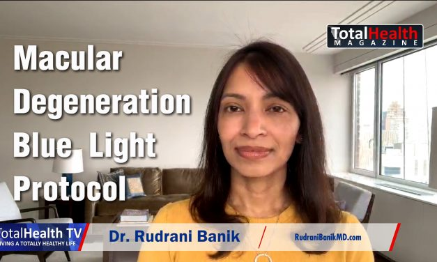 Macular Degeneration, Blue Light, & Eye Health